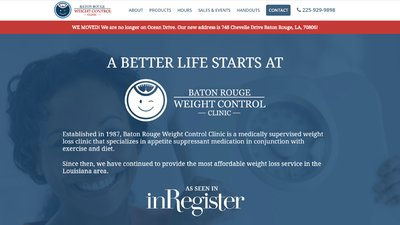 Baton Rouge Weight Control